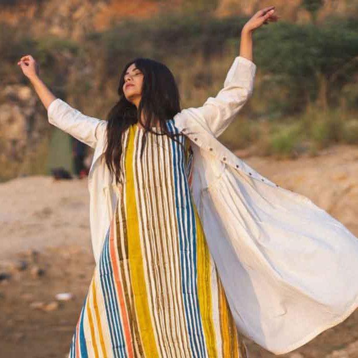 ETHIKAL ethical and sustainable fashion online UAE worldwide shipping good fashion guide Eco Lookbook
