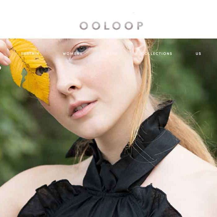Online sustainable fashion shop US OOLOOP ethical and conscious Los Angeles good fashion guide