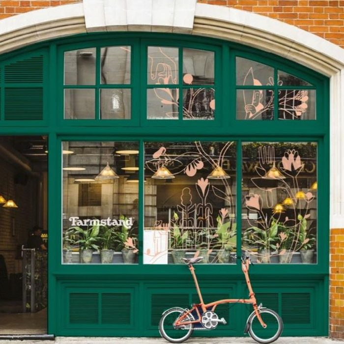 Going out in Covent Garden, Canary Wharf | ethical plant-based restaurants | seasonal local | Farmstand