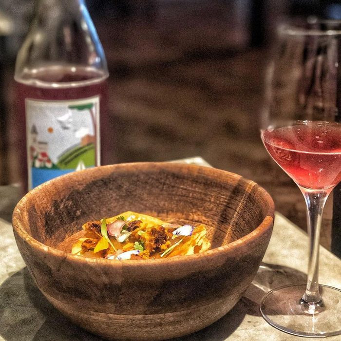 Going out in London | top sustainable restaurants and bars | Native Southwark | local and seasonal produce
