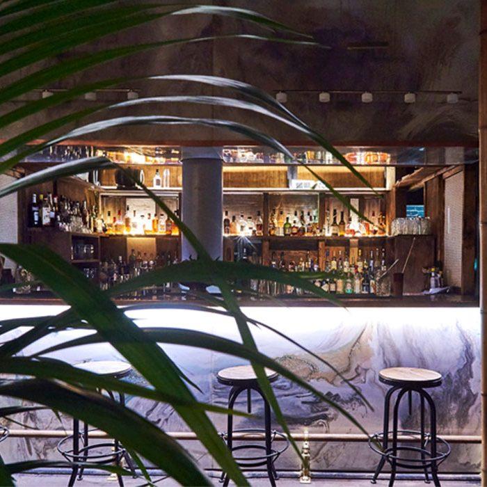 London's Best Sustainable Bars | Cocktails zero-waste | DJ nights | speakeasy| Nine Lives Bar Southwark