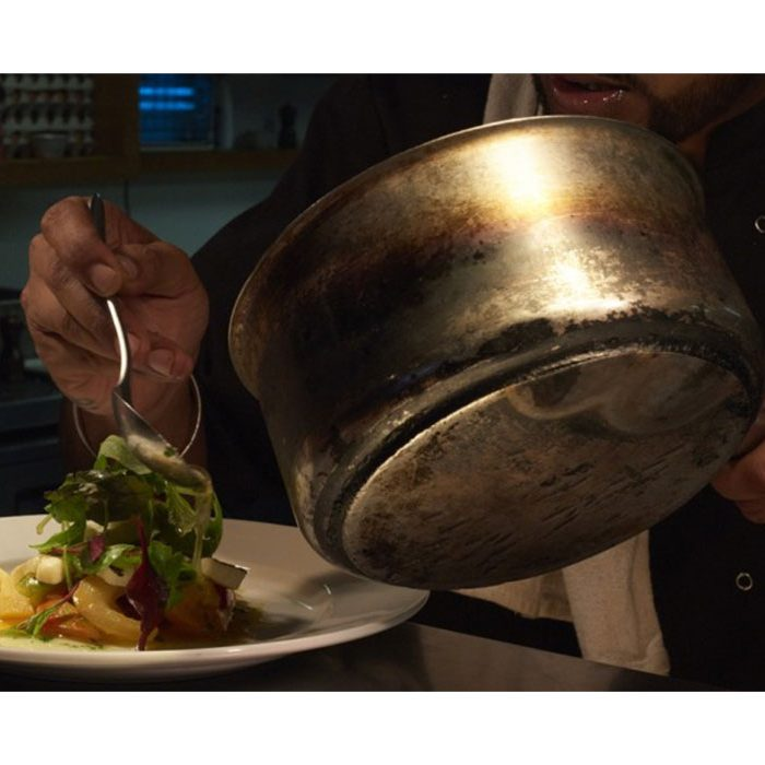 Top ethical sustainable restaurants in London Waterhouse Shoreditch Trust