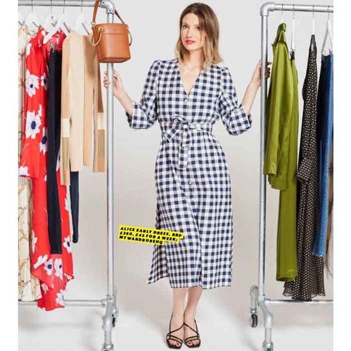 My Wardrobe HQ Rent Designer Fashion UK