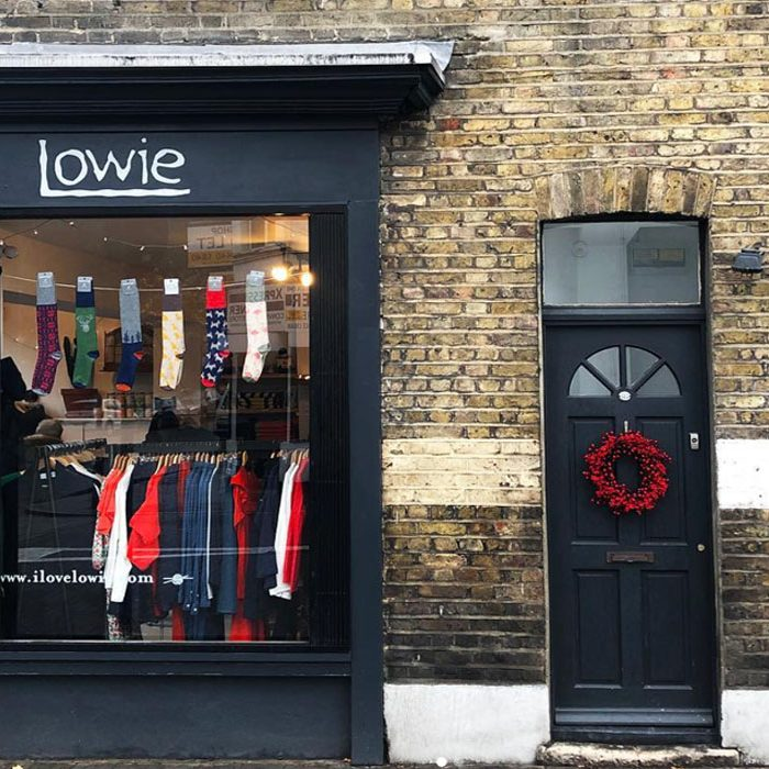 Eco lookbook Where to shop sustainable ethical fashion in London Lowie