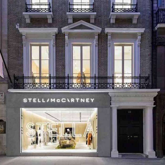 London sustainable and ethical shopping Stella McCartney