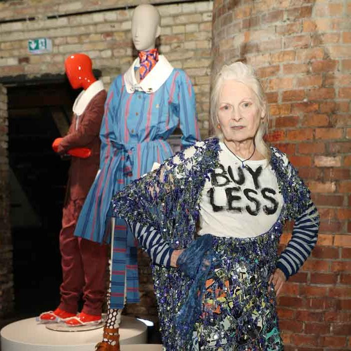 Where to shop sustainable ethical fashion in London Vivienne Westwood