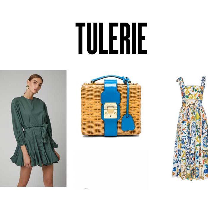 TULERIE Designer Clothing Rental App Share Fashion