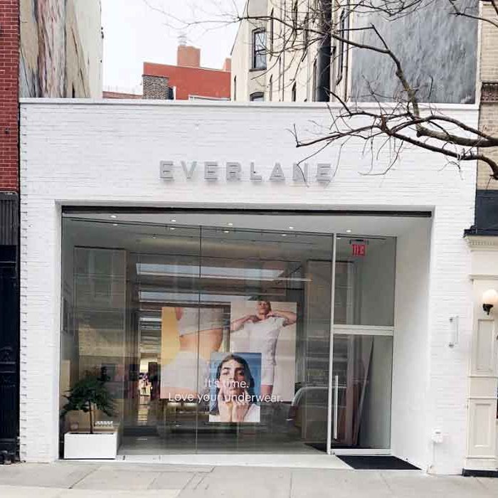 New York where to shop sustainable fashion Everlane