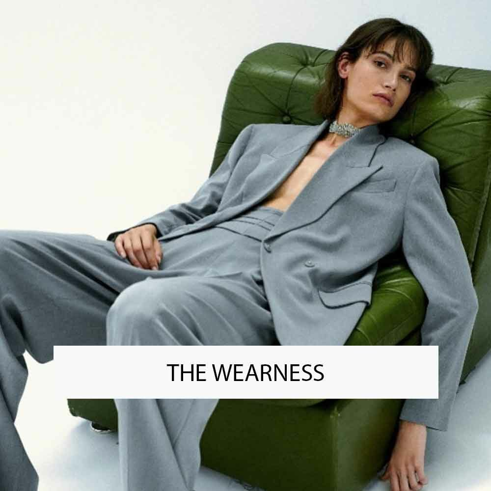 THE WEARNESS SUSTAINABLE FASHION ONLINE SHOP GERMANY