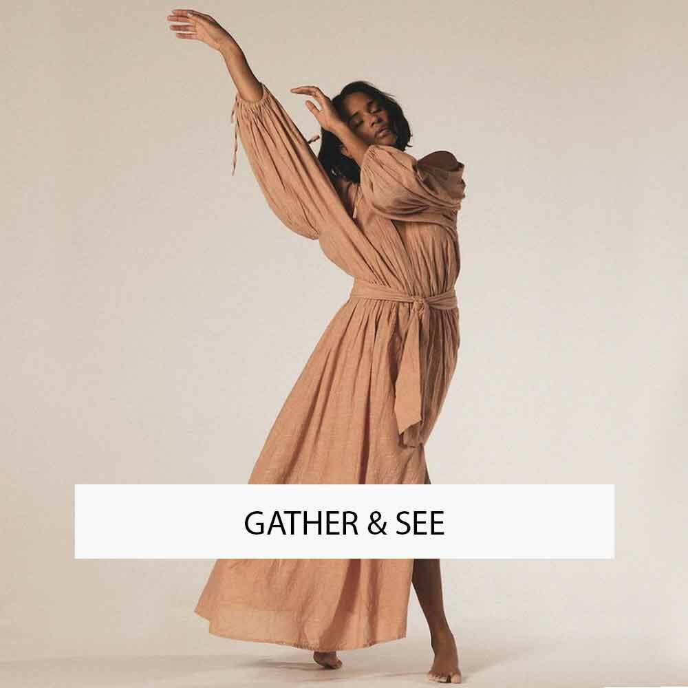 GATHER AND SEE FAIR FASHION ONLINE SHOP ECOLOOKBOOK UK LONDON