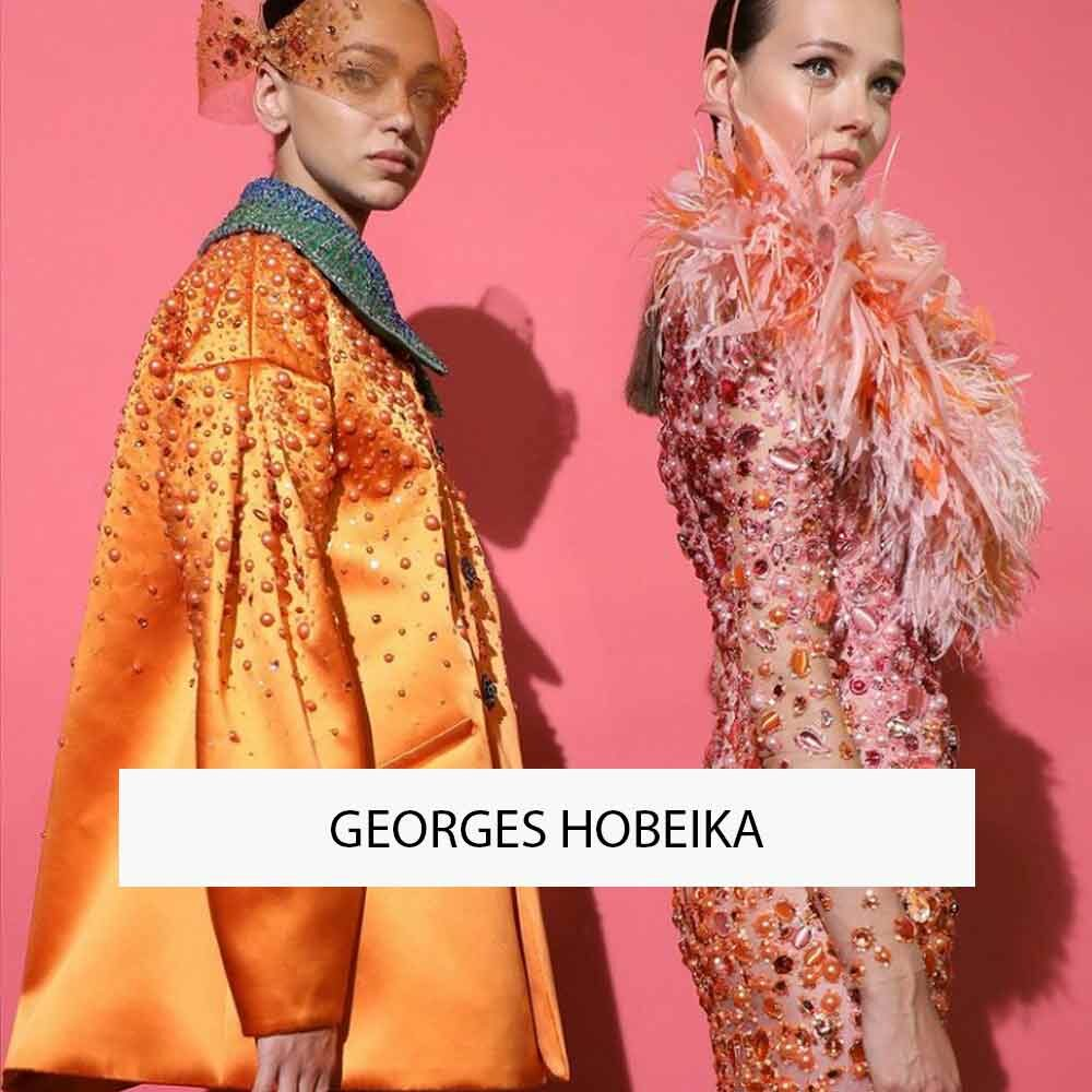 GEORGES HOBEIKA RENT FASHION FRANCE