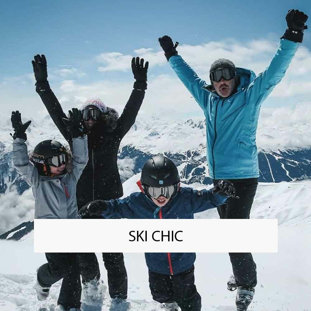 SKI CHIC RENT SKI CLOTHES ECOLOOKBOOK