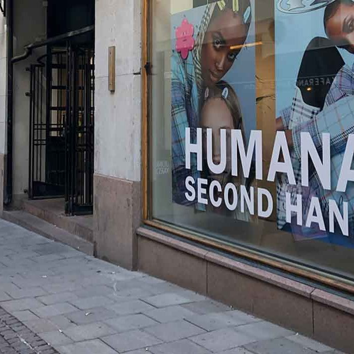 HUMANA SECOND HAND Vintage Store Stockholm Preloved Vinatge store in Stockholm good fashion guide ECOLOOKBOOK
