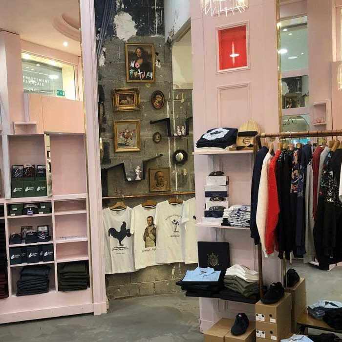 Where to shop sustainable fashion in Paris lappartement francais