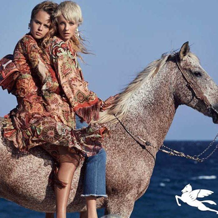 Where to shop sustainable fashion in Paris ETRO